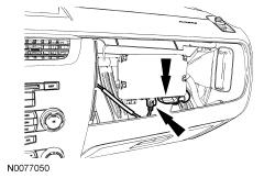 Ford Focus Service Manual :: Instrument Panel Finish Panel - RH