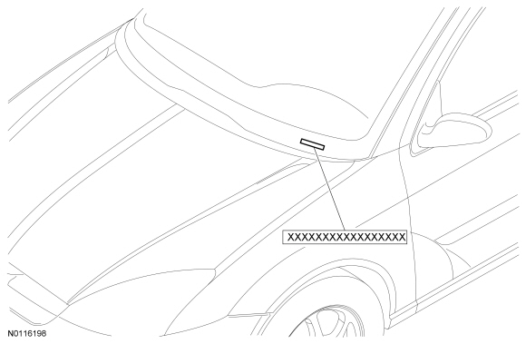 Ford Focus Service Manual :: Identification Codes :: General